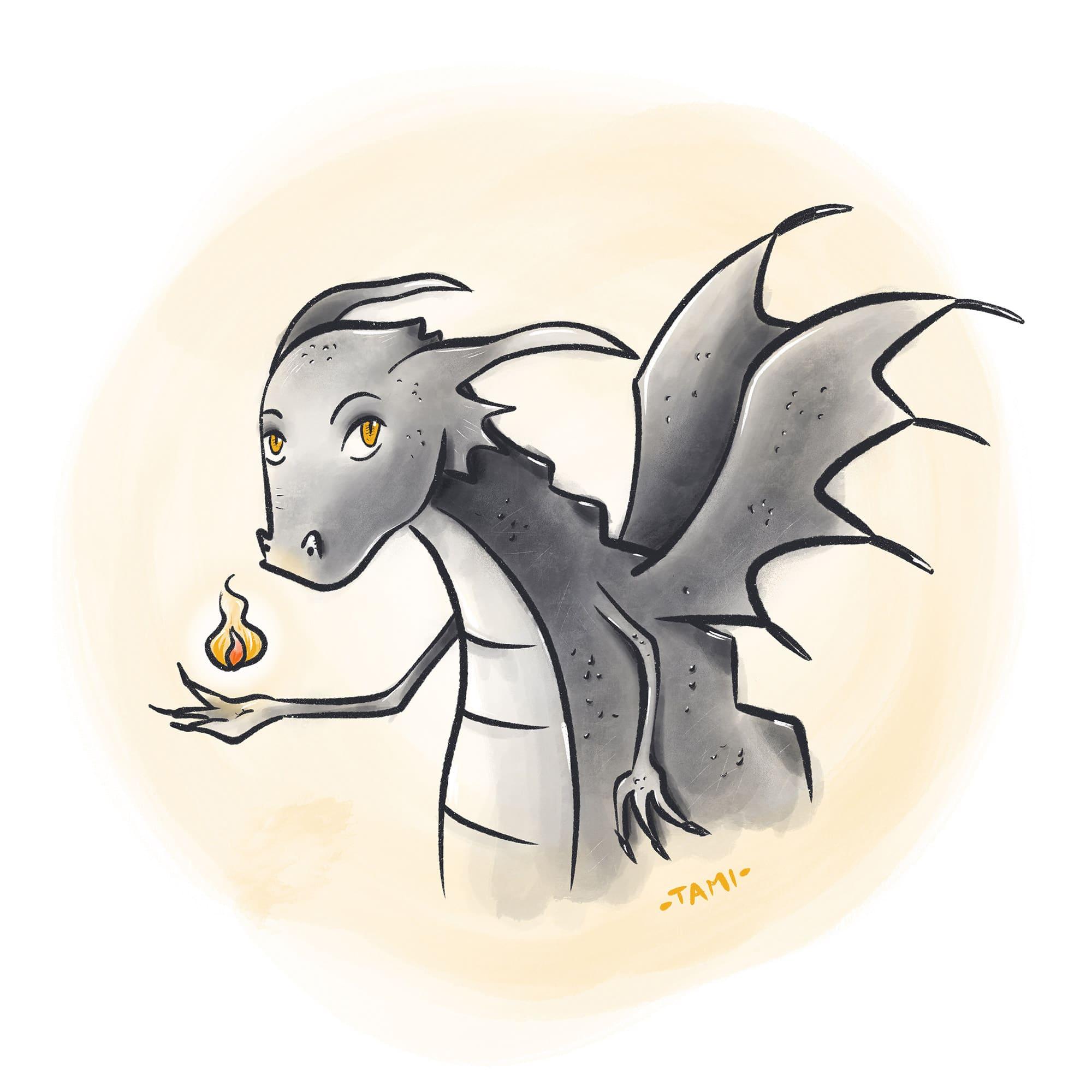 Il mantello del drago - Dragon