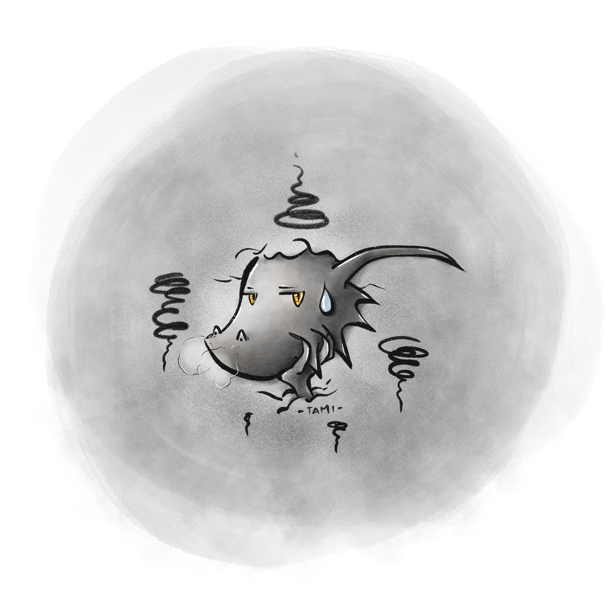Il mantello del drago - Ash