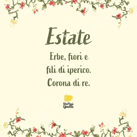 Haiku d'Estate